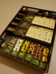 Clans of Caledonia - My First Insert Assembly (Gaming Trunk) image