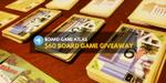 Board Game Atlas Giveaway (Winner on April 26, 2020) image