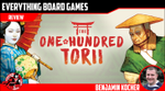 The One Hundred Torii Review image
