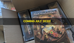 Gloomhaven: Jaws of the Lion Release Date Confirmed for July 2020 image