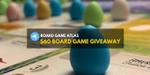 Board Game Atlas Giveaway (Winner on May 24, 2020) image