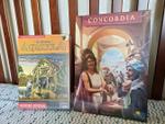 Agricola and Concordia - My Midweight Euro Milestones image
