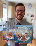 Here's Brian with His Giveaway Wins! image