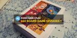 Board Game Atlas Giveaway (Winner on Jun 7, 2020) image