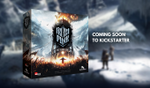 Frostpunk: The Board Game (By Designer of Nemesis) - Coming soon to Kickstarter! image