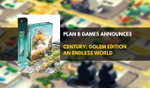 Century: Golem Edition - An Endless World announced by Plan B Games image