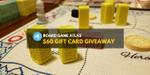 Board Game Atlas Giveaway (Winner on August 2, 2020) image