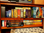 I finally have a shelf for my games (COMC) image