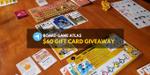 Board Game Atlas Giveaway (Winner on August 16, 2020) image