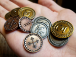 Clans of Caledonia metal coins and other recent acquisitions image
