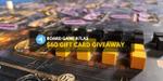 Board Game Atlas Giveaway (Winner on October 11, 2020) image