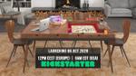 Rathskellers Modular Table - Launching on Kickstarter 06.OCT.2020 image