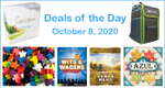 Deals of the Day: October 8, 2020 image