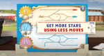 A New Type of Ticket To Ride, A Brain Teaser Puzzle Using Spatial Reasoning image