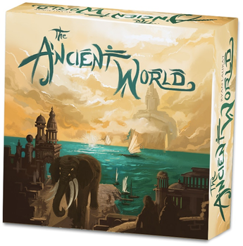 The Ancient World (2nd Edition) board game