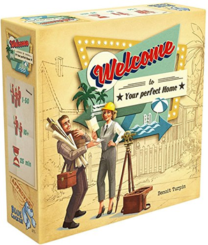 Welcome to... board game
