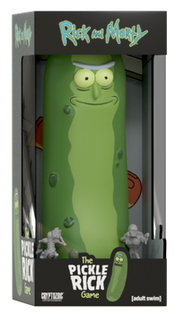 Rick and Morty: The Pickle Rick Game board game