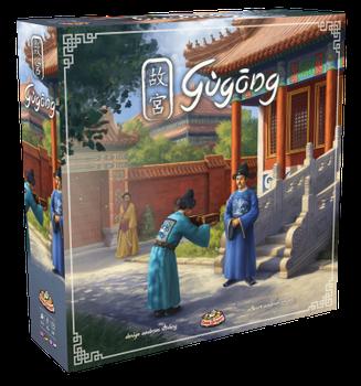 Gùgōng board game