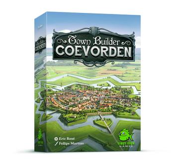 Town Builder: Coevorden board game