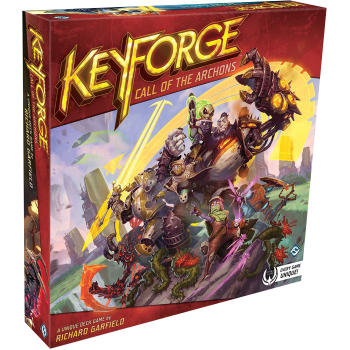 KeyForge: Call of the Archons board game