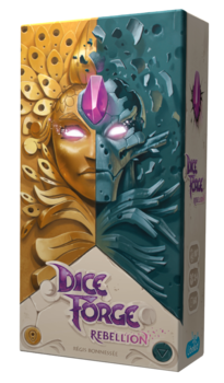 Dice Forge: Rebellion board game