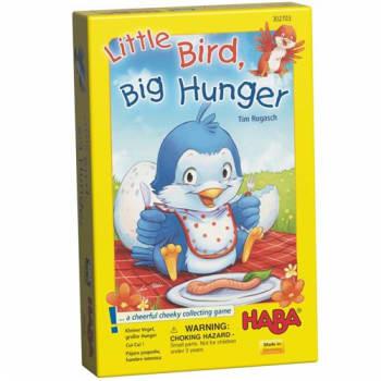 Little Bird, Big Hunger board game