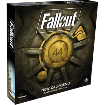 Fallout: New California Expansion board game