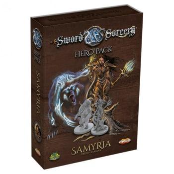 Sword & Sorcery: Samyria Hero Pack board game