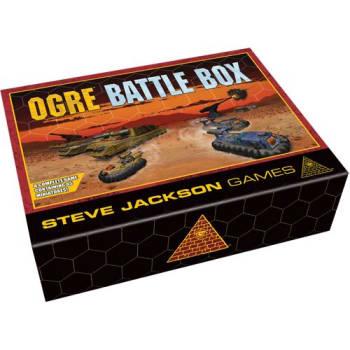 Ogre: Battle Box board game