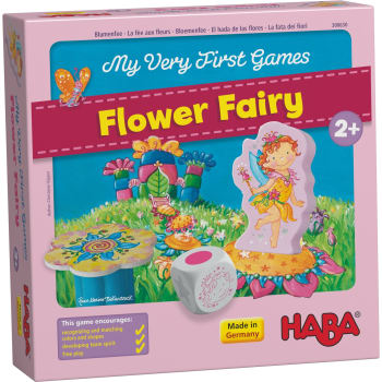 My Very First Games: Flower Fairy board game