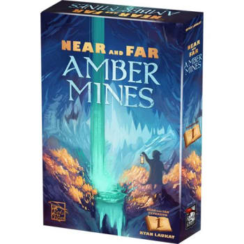 Near and Far: Amber Mines board game