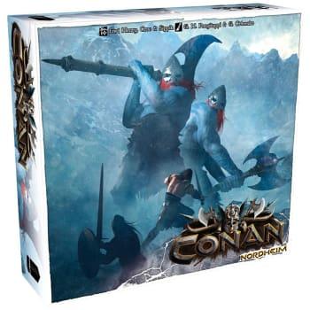 Conan: Nordheim Scenario Expansion board game