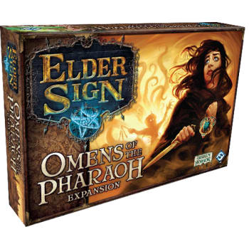 Elder Sign: Omens of the Pharaoh Expansion board game