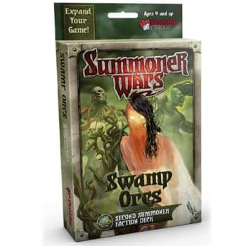 Summoner Wars: Swamp Orcs Second Summoner Faction Deck board game