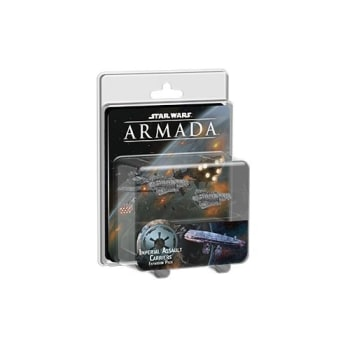 Star Wars Armada: Imperial Assault Carriers board game