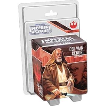 Star Wars Imperial Assault: Obi-Wan Kenobi Ally Pack board game