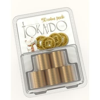 Tokaido: Metal Coins