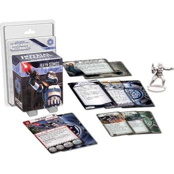 Star Wars Imperial Assault: Kayn Somos Villain Pack board game
