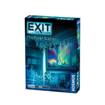 Exit: The Game - The Polar Station board game