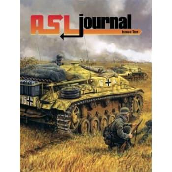 ASL Journal 10 board game