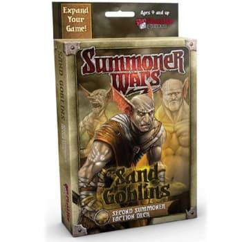 Summoner Wars: Sand Goblins Second Summoner Faction Deck board game