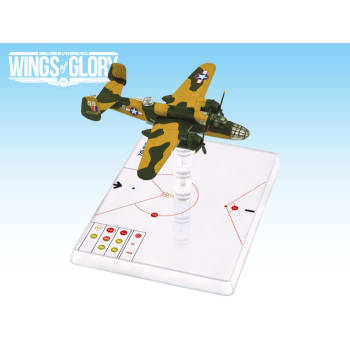 Wings of Glory WW2: North American B-25 Mitchell board game