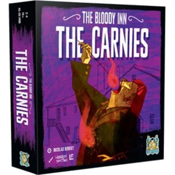 The Bloody Inn: The Carnies board game