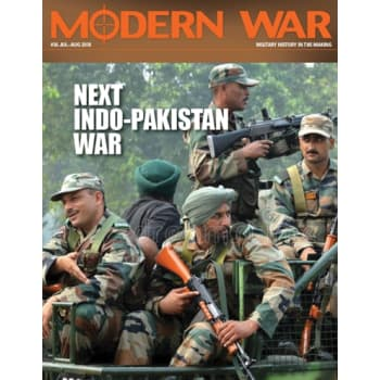 Cold Start: The Next India-Pakistan War board game