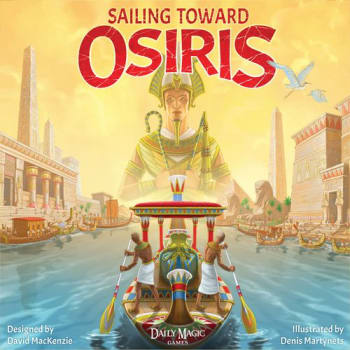 Sailing Toward Osiris board game