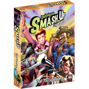 Smash Up: That '70s Expansion board game
