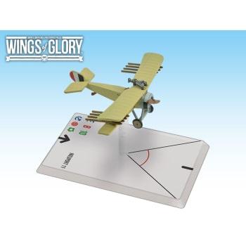 Wings of Glory WW1: Nieuport 11 board game