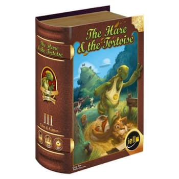 The Hare and the Tortoise board game