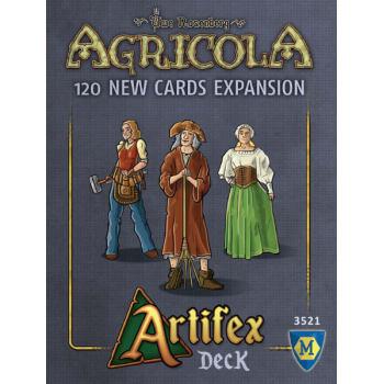Agricola: Artifex Deck board game