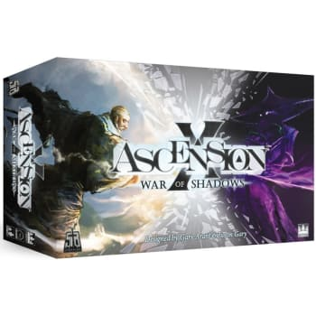 Ascension X: War of Shadows board game